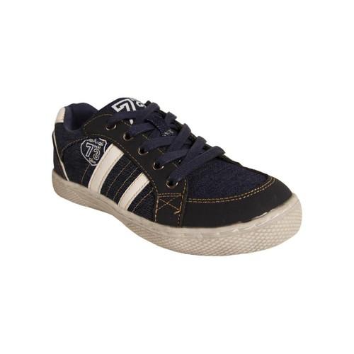 Sapatos Rapaz Sapatilhas New Teen 242593-B5300 Azul