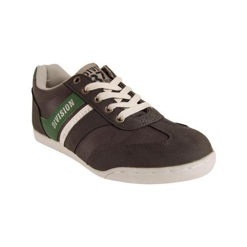 Sapatos Rapaz Sapatilhas New Teen 219893-B5300 Gris