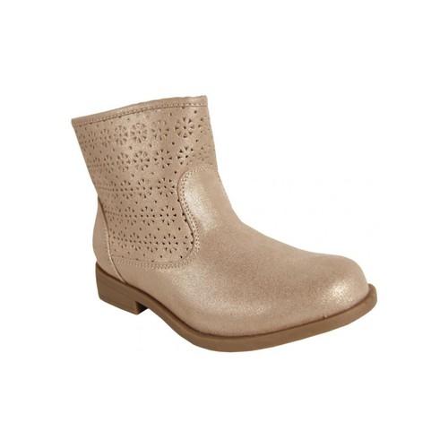 Sapatos Rapariga Botins Flower Girl 221362-B4020 Beige
