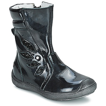 Sapatos Rapariga Botas GBB LIVIANA Preto