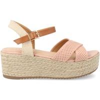 Sapatos Mulher Alpargatas Clowse 9R88 Rosa