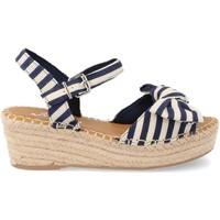 Sapatos Mulher Alpargatas Ainy Y288-58 Marino