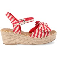 Sapatos Mulher Alpargatas Ainy Y288-58 Rojo