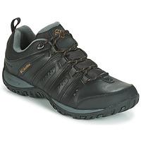 Sapatos Homem Multi-desportos Columbia WOODBURN II WATERPROOF Preto