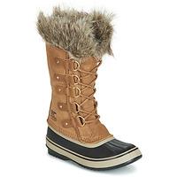 Sapatos Mulher Botas de neve Sorel JOAN OF ARCTIC Camel