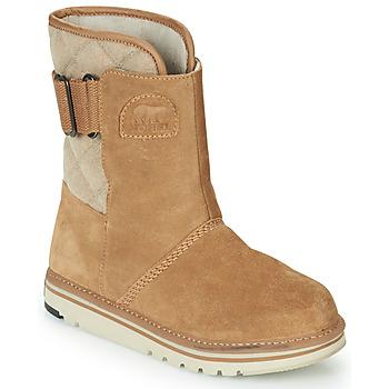 Sapatos Mulher Botas baixas Sorel NEWBIE Mel