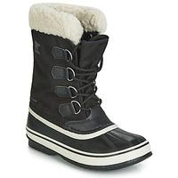 Sapatos Mulher Botas de neve Sorel WINTER CARNIVAL Preto