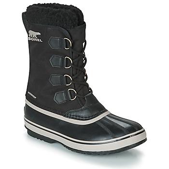 Sapatos Homem Botas de neve Sorel 1964 PAC NYLON Preto