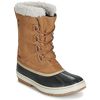 Sapatos Homem Botas de neve Sorel 1964 PAC NYLON Castanho