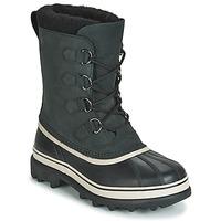 Sapatos Homem Botas de neve Sorel CARIBOU Preto