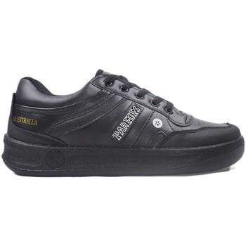 Sapatos Mulher Sapatilhas Paredes Zapatillas  Estrella Negro Cordón Preto