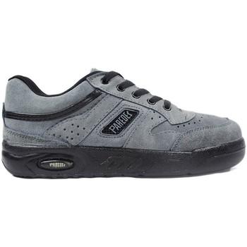 Sapatos Mulher Sapatilhas Paredes Zapatillas  Ecológico Gris Cordón Cinza