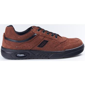 Sapatos Mulher Sapatilhas Paredes Zapatillas  Ecológico Marrón Cordón Castanho