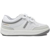 Sapatos Mulher Sapatilhas Paredes Zapatillas  Estrella Blanco Velcro Branco