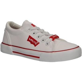 Sapatos Criança Sapatilhas Levi's VBER0002T BERMUDA 0061 WHITE 33 Blanco