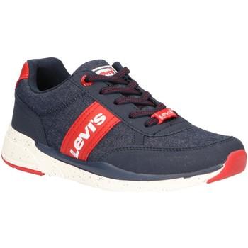 Sapatos Criança Sapatilhas Levi's VORE0003T OREGON Azul