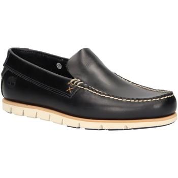 Sapatos Homem Mocassins Timberland A1PKQ TIDELANDS Azul