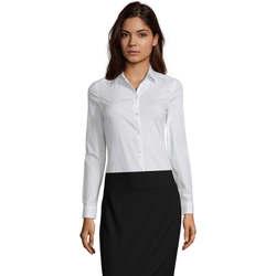 Textil Mulher camisas Sols BLAKE MODERN WOMEN Blanco