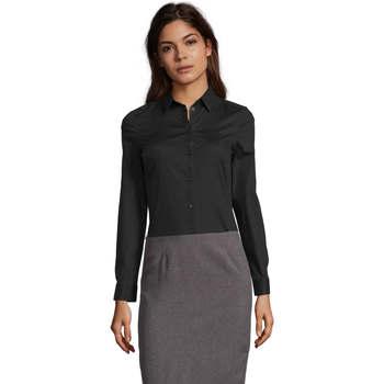 Textil Mulher camisas Sols BLAKE MODERN WOMEN Negro