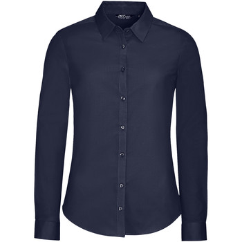 Textil Mulher camisas Sols BLAKE MODERN WOMEN Azul