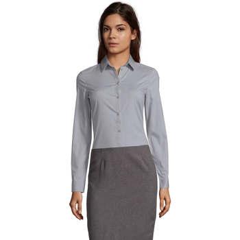 Textil Mulher camisas Sols BLAKE MODERN WOMEN Gris