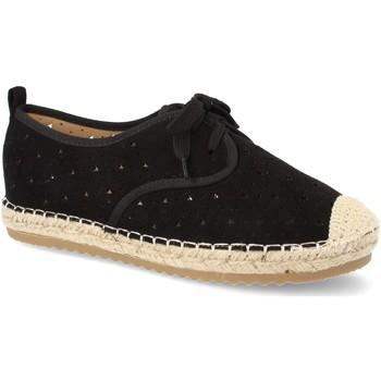 Sapatos Mulher Alpargatas Ainy N17-99 Negro