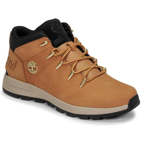 Deseo isla Zapatos  Timberland EURO SPRINT TREKKER Castanho - Entrega gratuita | Spartoo.pt ! -  Sapatos Botas baixas Homem 144,00 €