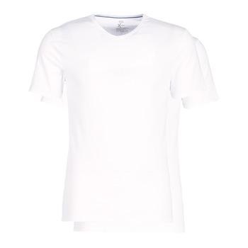 Roupa de interior Homem Camisolas de interior DIM X-TEMP TOPS X 2 Branco