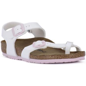 Sapatos Rapariga Sandálias Birkenstock NEW YORK Bianco