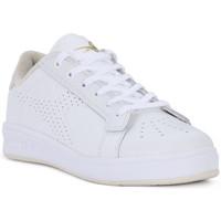 Sapatos Homem Sapatilhas Diadora MARTIN PREMIUM Bianco