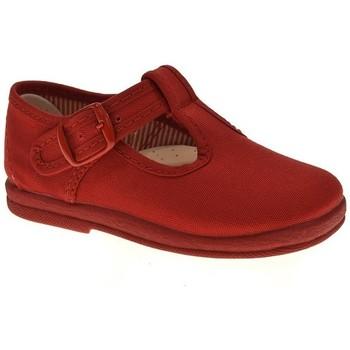 Sapatos Rapaz Sapatilhas Duvic 3101 Rojo