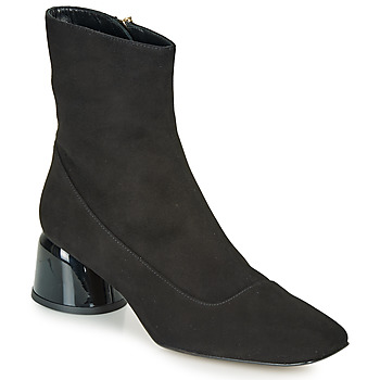 Sapatos Mulher Botas baixas Castaner LETO Preto