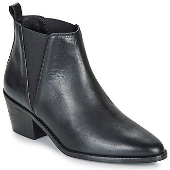 Sapatos Mulher Botas baixas Castaner GABRIELA Preto