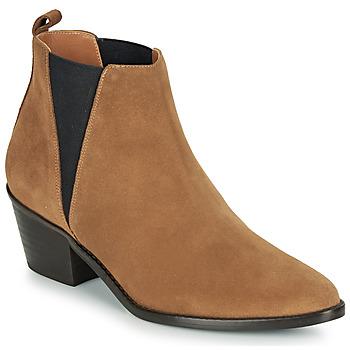 Sapatos Mulher Botas baixas Castaner GABRIELA Conhaque
