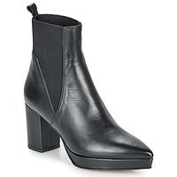 Sapatos Mulher Botas baixas Castaner OLGA Preto