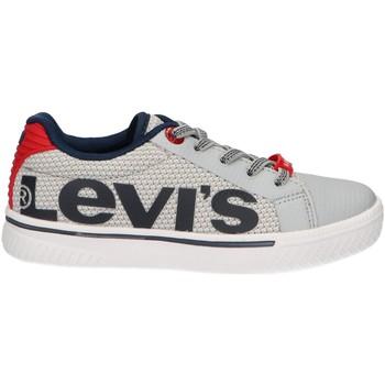Sapatos Criança Sapatilhas Levi's VFUT0030T FUTURE Blanco
