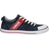 Sapatos Criança Sapatilhas Levi's VALB0022T ALABAMA Azul