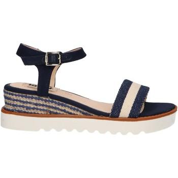 Sapatos Mulher Sandálias MTNG 50526 Azul
