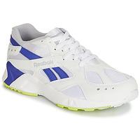 Sapatos Homem Sapatilhas Reebok Classic AZTREK Branco / Azul
