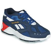 Sapatos Homem Sapatilhas Reebok Classic AZTREK Azul