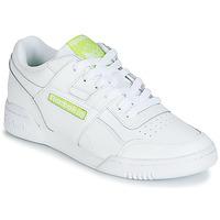 Sapatos Sapatilhas Reebok Classic WORKOUT PLUS MU Branco