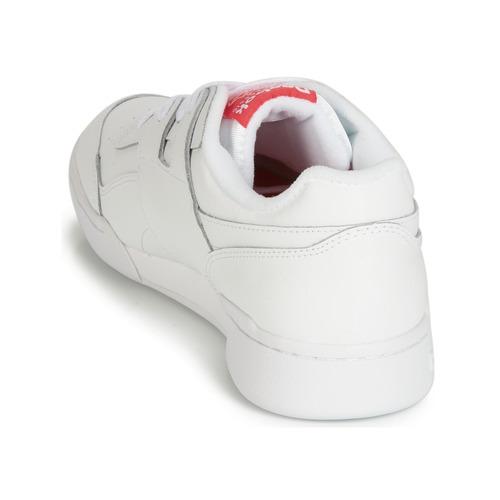 Workout Plus Mu Reebok Classic Sapatilhas Branco / Vermelho