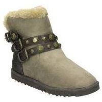 Sapatos Mulher Botas de neve Wrangler WL182670-29 Marron