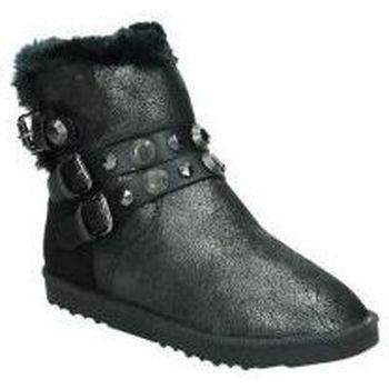 Sapatos Mulher Botas de neve Wrangler Botas  wl182670-11 de moda jovem preto Noir