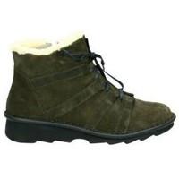 Sapatos Mulher Botas de neve Relaxshoe 377-019 vert