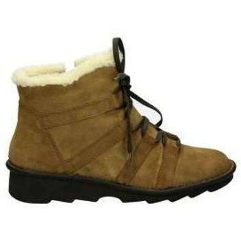 Sapatos Mulher Botas de neve Relaxshoe 377-019 Marron
