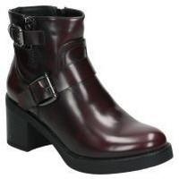 Sapatos Mulher Botins Chika 10 Botins chk10 anais 03 de moda jovem vermelho rouge