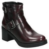 Sapatos Mulher Botins Chika 10 CHK10 ANAIS 03 rouge