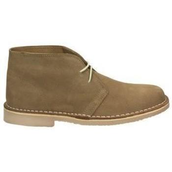 Sapatos Mulher Botas baixas Brans 220 Marrón