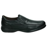 Sapatos Homem Slip on Nuper Sapatos  1965 cavaleiro negro Noir